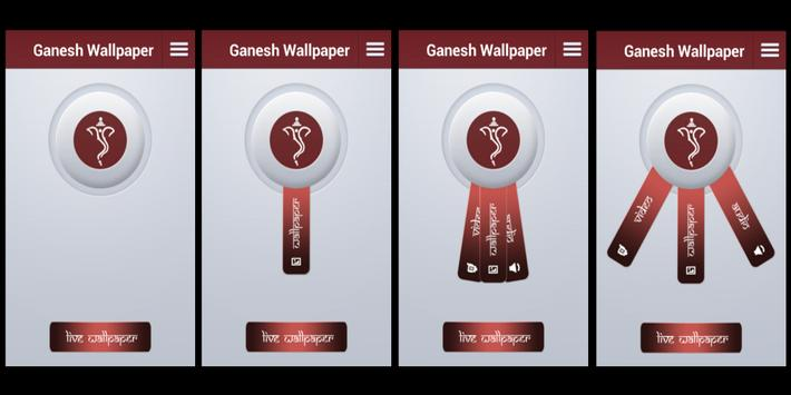 Ganesh Mantra,Live & Wallpaper screenshot 1