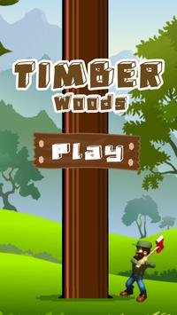 Timber Woods poster
