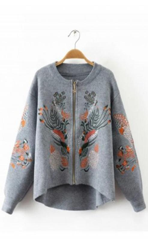 fbbcf20fc68bbb Design Sweater Women 2018 for Android - APK Download