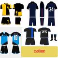 Futsal jersey design