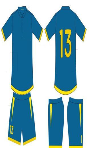 Gema baru Futsal jersey design