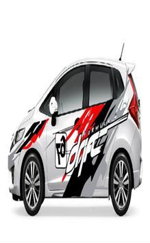 New Car Sticker Design screenshot 1
