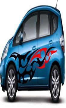 New Car Sticker Design screenshot 2