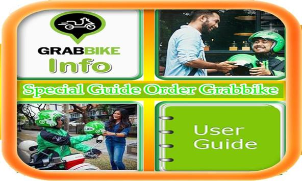 Special Guide Order Grabbike poster