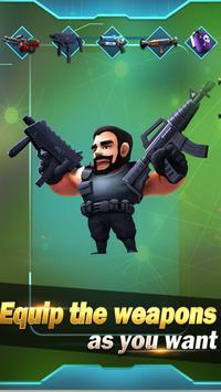 Konflik.io:Pertarungan Royale Medan perang screenshot 1