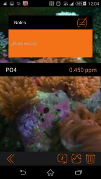 Water testing records screenshot 2