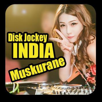 Lagu DJ India Muskurane 2017 poster