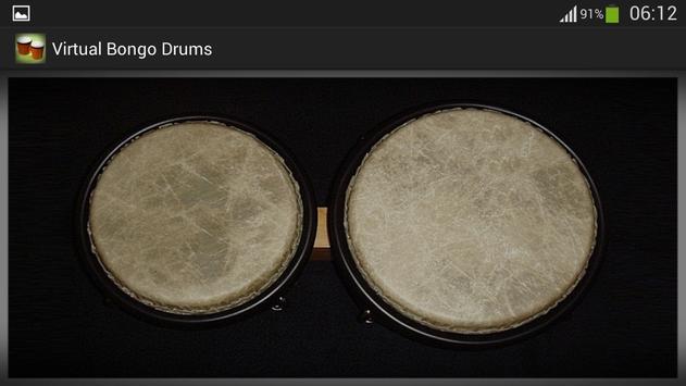 Virtual Bongo Drum apk screenshot