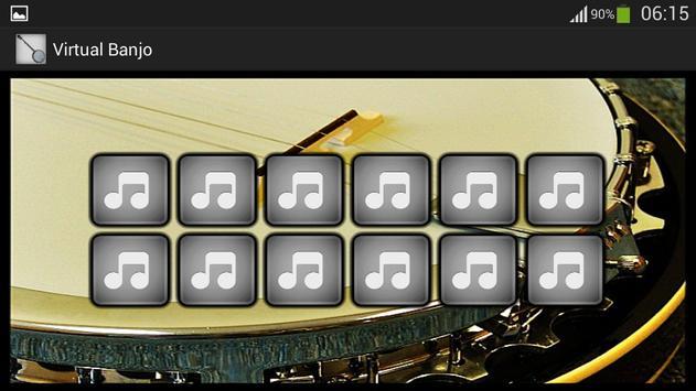 Virtual Banjo apk screenshot