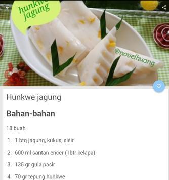 Resep Hunkwe Terbaru screenshot 2