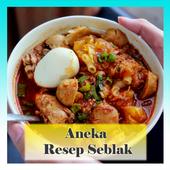 Resep Masakan Seblak Terbaru icon