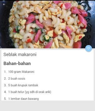 Resep Masakan Seblak Terbaru screenshot 2
