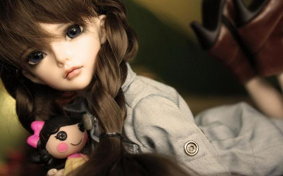 Doll Live Wallpaper apk screenshot