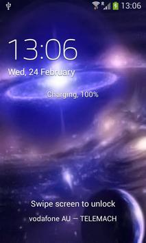 Galaxy Live Wallpaper apk screenshot