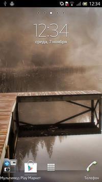 Foggy Live Wallpaper poster