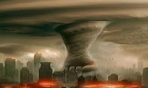 Tornado Live Wallpaper Apk Screenshot