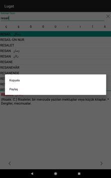 Osmanlıca Ansiklopedik Lugat screenshot 5