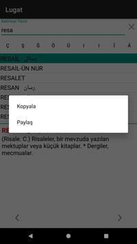Osmanlıca Ansiklopedik Lugat screenshot 2