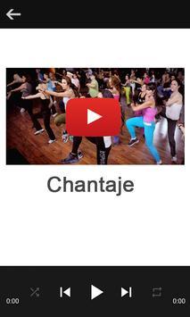 Zumba dance exercise video screenshot 2