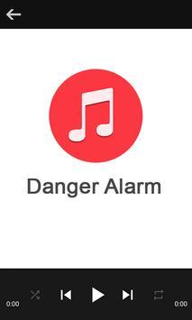 Danger Alarm Sound