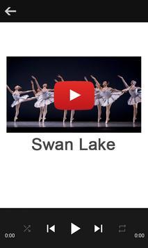 Ballet Dancing Video apk screenshot