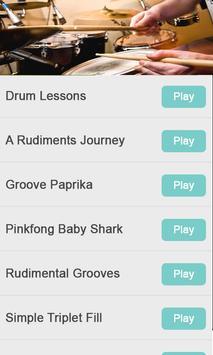 Drum Lesson Videos poster