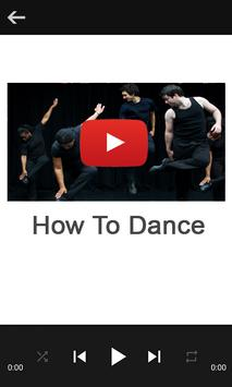 Step Dance Video Guide apk screenshot
