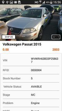 DriveHere.com Inventory apk screenshot