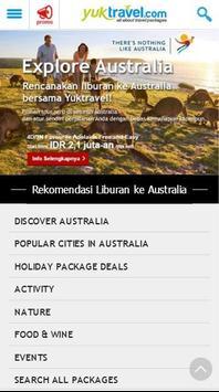 Yuktravel Mobile apk screenshot