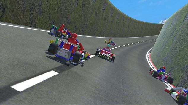 Kart Racing Free Speed Race apk screenshot