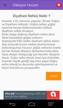 Diksiyon Hocam screenshot 1