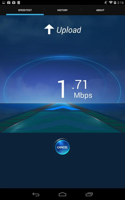 TM Speedtest