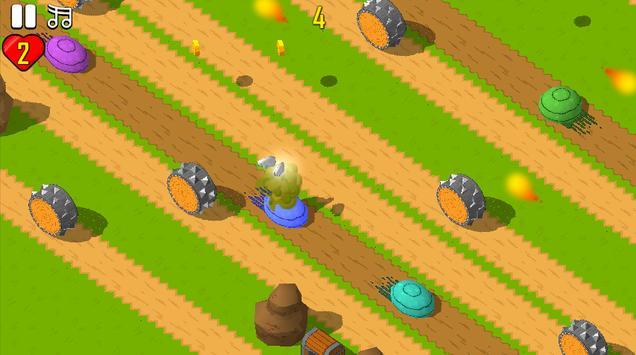 Doodle Jump 2D apk screenshot