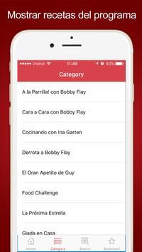 Cooking Recipe - Recetas de Cocina América Latina screenshot 2