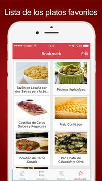Cooking Recipe - Recetas de Cocina América Latina screenshot 3