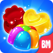 Yummy jelly Quest icon