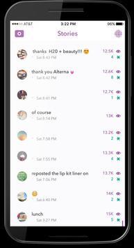 زيادة مشاهدات سناب screenshot 2