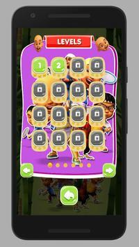 Upin Linking Ipin Game apk screenshot