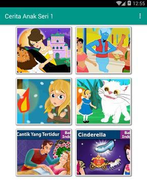 Cerita Anak-Anak Seri 1 [Seri Dongeng Anak] screenshot 2