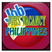 Find job vacancies in Philippines icon