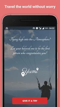 Yumi Maps poster