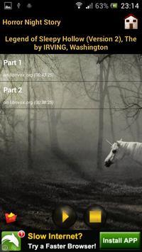 Horror Night Story apk screenshot