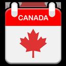 Canada Calendar - Holiday & Note (Calendar 2020) APK Android