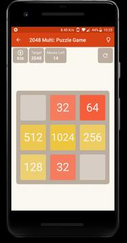 2048 Multi screenshot 4