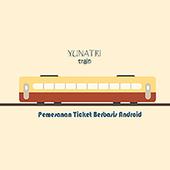 Pemesanan Tiket (yunatri train) icon