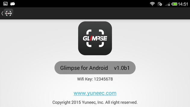 Glimpse apk screenshot