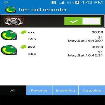 Call Recorder  Automatic screenshot 13