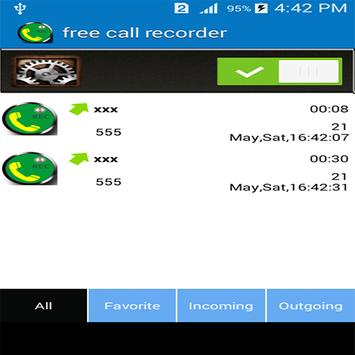 Call Recorder  Automatic screenshot 21