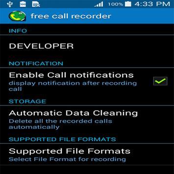 Call Recorder  Automatic screenshot 3
