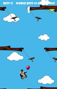 Crazy Swing Penguin screenshot 1